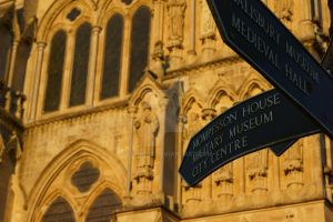 Salisbury Cathedral by Lunapic