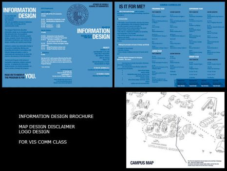 Information Design Brochure by carauy