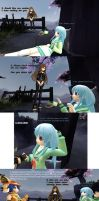 Tales of Nepsonas: Too slow! -comic 3/3 by Spatio