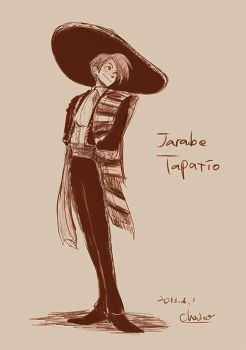 Jarabe Tapatio by chacckco