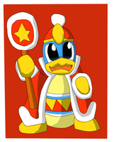King Dedede by Verkins