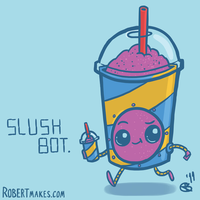 Slush Bot by RobertMakes