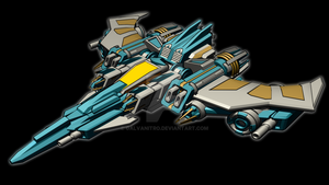 Explorer Brainstorm - Vehicle Mode by Galvanitro