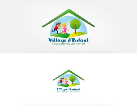 Children Logo by DianaGyms
