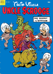 Uncle Scrooge and the Secret of Attilan by Tulio-Vilela