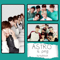 Astro png pack by montishock555