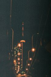 The CN Tower At Night II by Neville6000