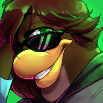 Icon Commission for Oaktree36 by Loopy44