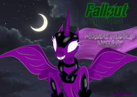 Fallout Equestria, Nightmare Night by AnubicDarque