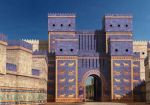 Ishtar Gate by YamaLama1986