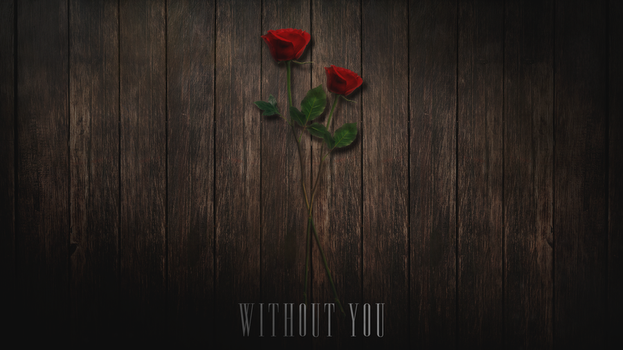 Without You by AxzlRose