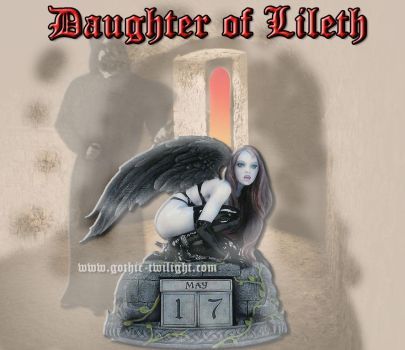 Daughter of Lileth Fallen Angel by nemesisnow23