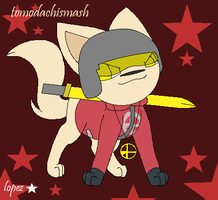 [ Art Tradre ] Tomodachi's New Look by lopez765