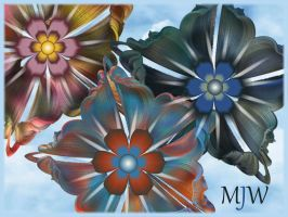MB3D Flowers by GrannyOgg