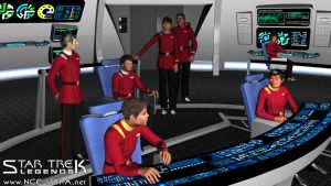 Star Trek Legends - Let's See What She's Got by STLegends