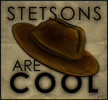 Stetsons are cool... by p-mflyer