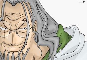 Silvers Rayleigh by YveS11
