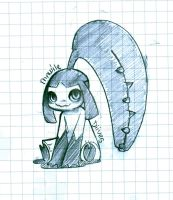 Mawile Sketch