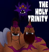 The Holy Trinity by TheBoyd