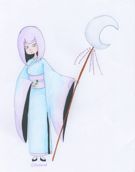 Moon Spirit by LyssiaL