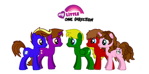My little One Direction by Manithewolf