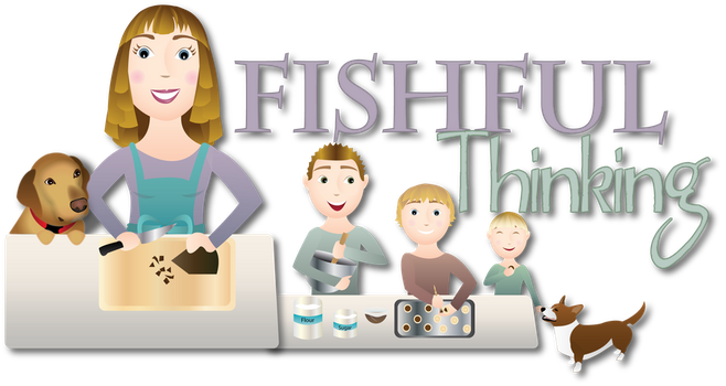 Fishful Thinking Header by TrueCelticHeart