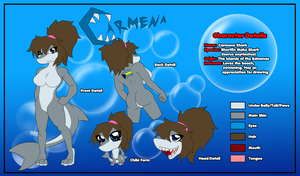Carmena Reference Sheet [Updated] by TheBMeister