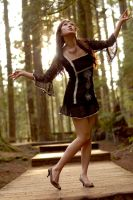 Florence Forest Fairy 1a by jagged-eye
