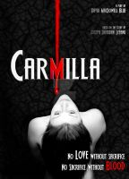 Poster design for my CARMILLA by David-Zahir