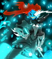 Undyne the UNDYING! by Meow101XD