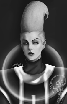 Whis - Realistic by MadBedlam