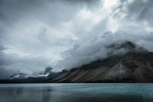 Bow Lake by vlad-m