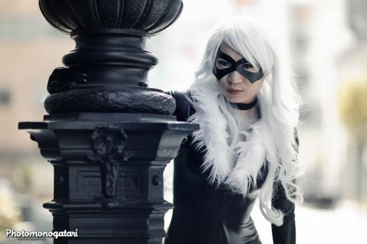 Black Cat (2) by kittybox20