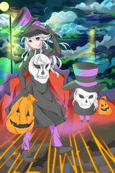 Halloween by Cafe-Chaos