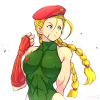 Cammy by hataraki-ari