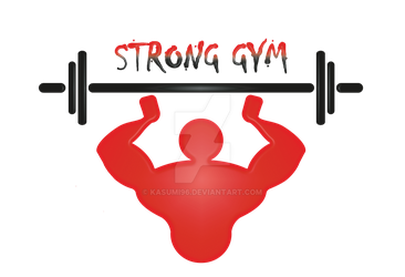Strong Gym Logo by kasumi96