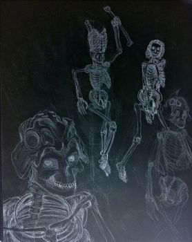 Skeleton Parade   by stillalivex