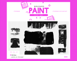 .brushes paint #23 by itsvenue