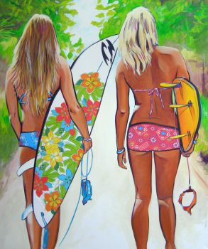 Billabong girls by wimpy3