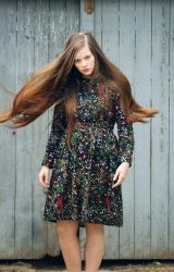 Air hair II by Lucie-Lilly