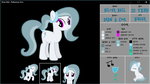 Silver Bell Reference Oc's by Hendro107