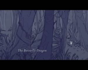 Animation:The Butterfly Dragon
