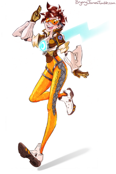 Tracer by lainchan