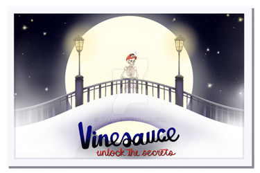 Vinesauce is HOPE [Postcard Collection] by BITARTZ