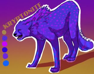 Krytonite Ref by fazzle
