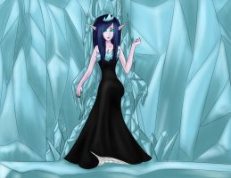 Ice Princess by Zyvian