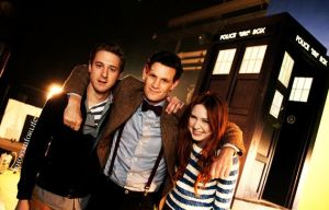 Dr Who Series 7 by WhovianForLife