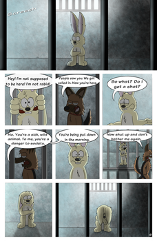 Chapter 1 (9/21) by RonRaccoon