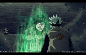 Naruto 666: Guy to the rescue ! by Kyuubii9