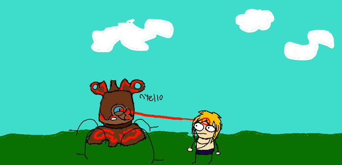 Basically my Breath of the wild Experience by LucaTheShiniko
